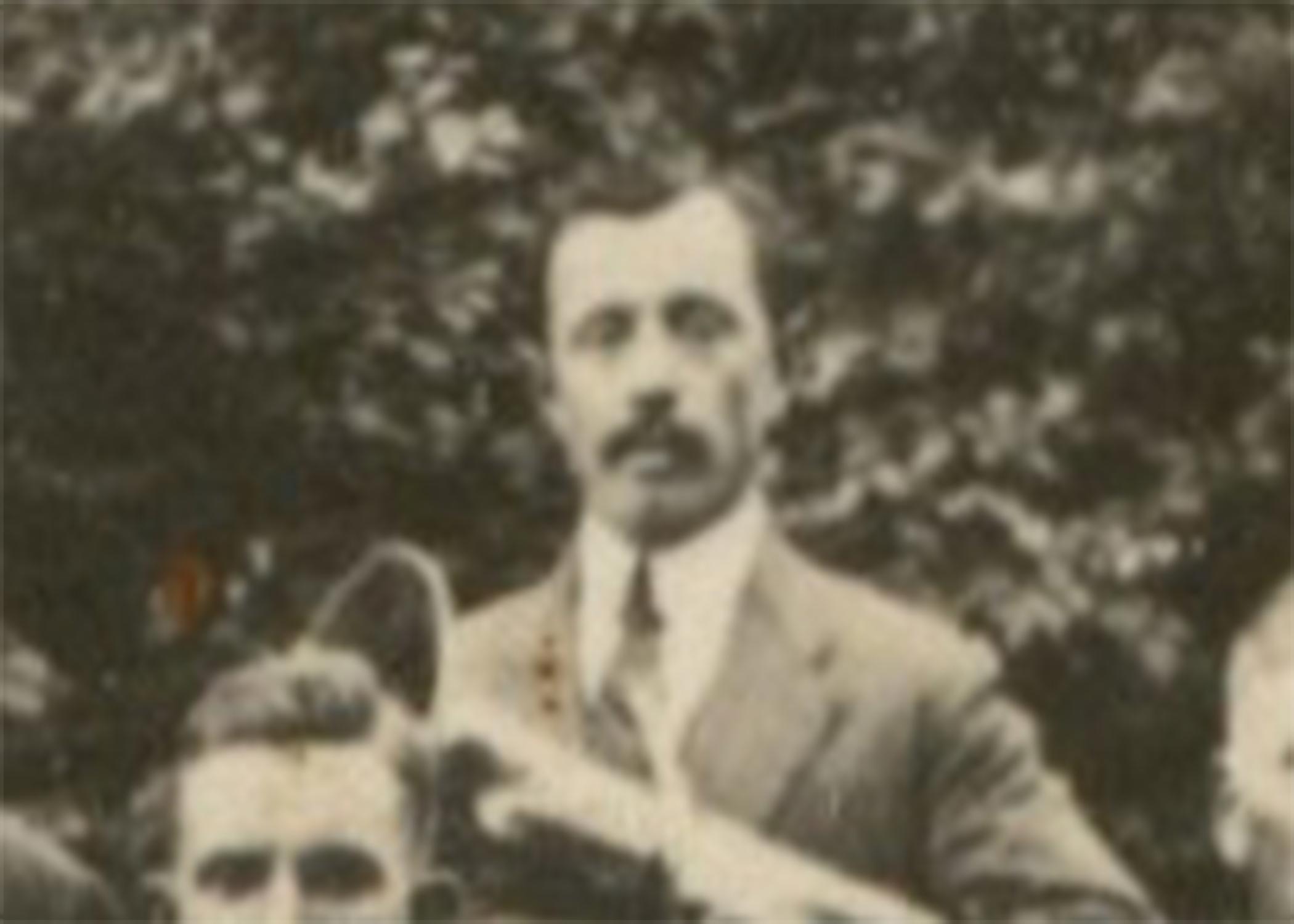 Marinus van Doorn en de Lithse fanfare.