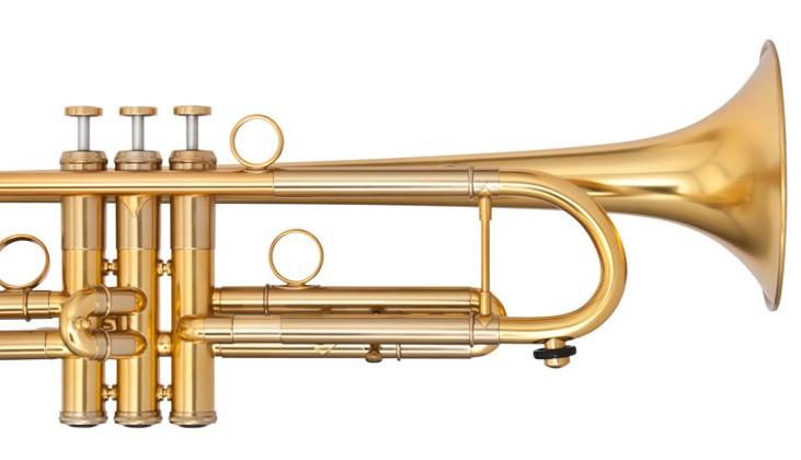 Tijdens de repetitie: de trompettist (8/14)