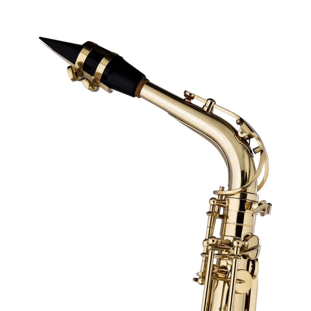 Tijdens de repetitie: de altsaxofonist (10/14)