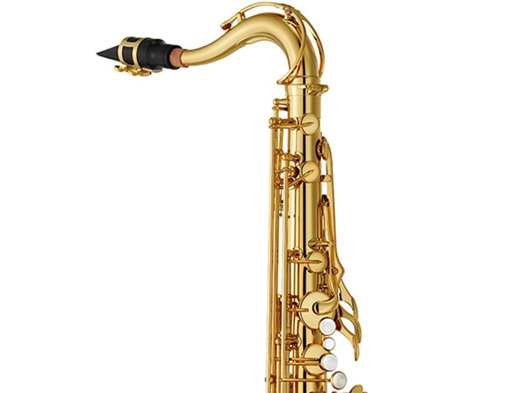 Tijdens de repetitie: de tenorsaxofonist (12/14)