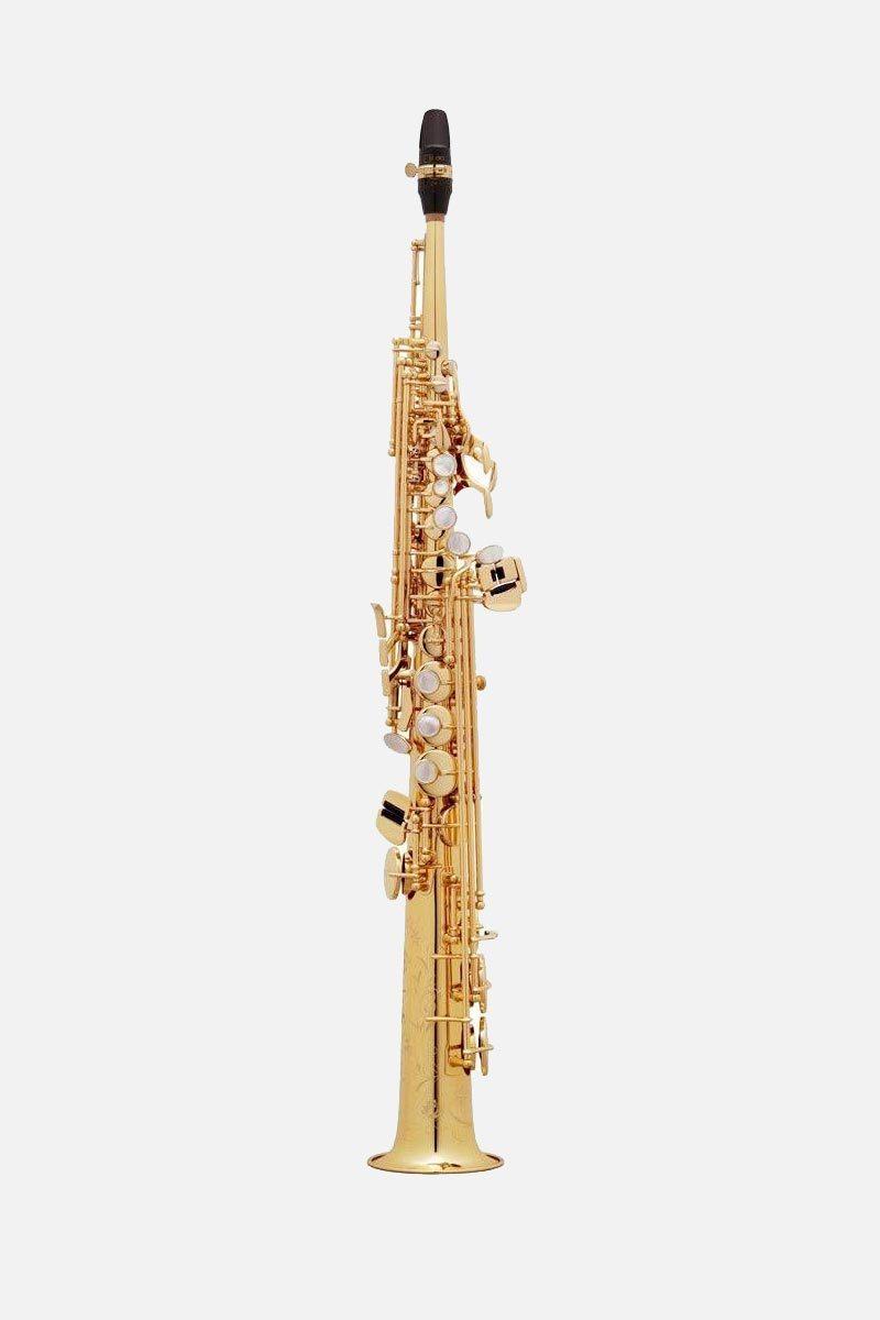 Tijdens de repetitie: de sopraansaxofonist (13/14)